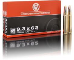 RWS 9,3 x 62 EVO 18,8G pro Pack=20 Stück