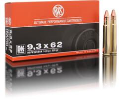 RWS 9,3 x 62 DK 14,6G pro Pack=20 Stück