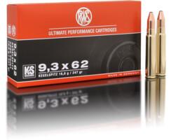 RWS 9,3 x 62 KS 16,0G pro Pack=20 Stück
