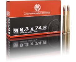 RWS 9,3 x 74 R EVO 18,8G pro Pack=20 Stück