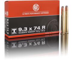 RWS 9,3 x 74 R TMR 18,5G pro Pack=20 Stück