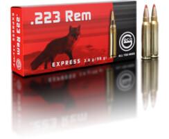 GECO .223 Rem. Express 3,6 g pro Pack=20 Stück