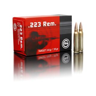 GECO .223 Rem. Target VM 3,6 g pro Pack=50 Stück
