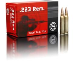 GECO .223 Rem. Target VM 4,1 g pro Pack=50 Stück
