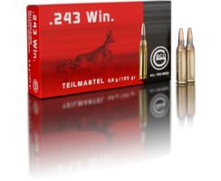 GECO .243 Win. TM 6,8 g pro Pack=20 Stück