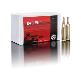 GECO .243 Win. Target 6,8 g pro Pack=50 Stück