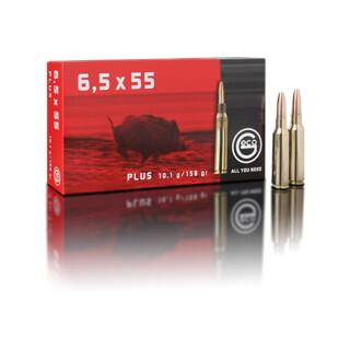 GECO 6,5 x 55 Plus 10,1 g pro Pack=20 Stück