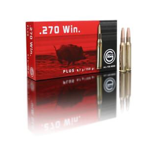 GECO .270 Win. Plus 9,7 g  pro Pack=20 Stück