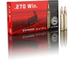 GECO .270 Win. Express 8,4 g  pro Pack=20 Stück