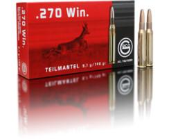 GECO .270 Win. TM 9,1 g  pro Pack=20 Stück