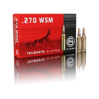 GECO .270 WSM TM 9,1 g  pro Pack=20 Stück