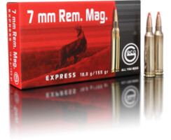 GECO 7 mm. Rem. Mag. Express 10,0 g  pro Pack=20 Stück