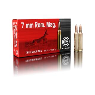 GECO 7 mm. Rem. Mag. TM 10,7 g  pro Pack=20 Stück