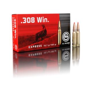 GECO .308 Win. Express 10,7 g  pro Pack=20 Stück