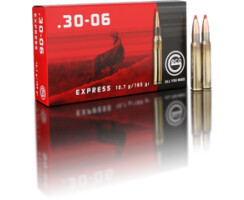 GECO .30-06 Express 10,7 g  pro Pack=20 Stück