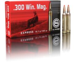 GECO .300 Win. Mag. Express 10,7 g  pro Pack=20 Stück