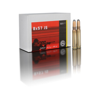 GECO 8 x 57 IS Target 12,0 g  pro Pack=50 Stück