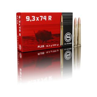 GECO 9,3 x 74 R Plus 16,5 g  pro Pack=20 Stück