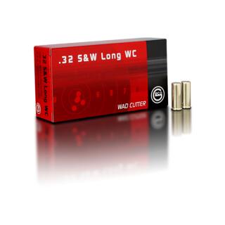 .32 S&W long WC 6,5 g Pack=50 Stück