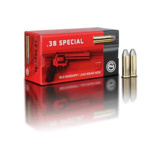 .38 Special 10,2 g Blei Rundkopf  Pack=50 Stück