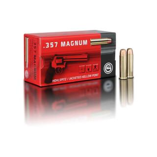 .357 Magnum 10,2 g Hohlspitz Pack=50 Stück
