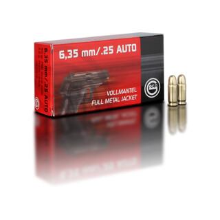 6,35 Browning 3,2 g Vollmantel Rundkopf Pack=50 Stück
