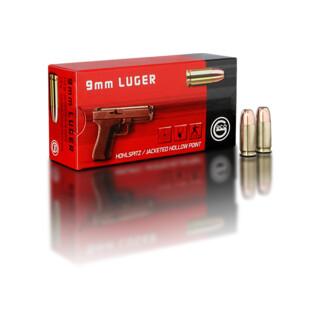 9 mm Luger 7,5 g Hohlspitz Pack=50 Stück