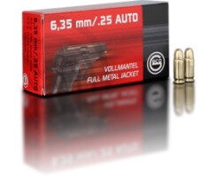 9 x 21 8,0 g Vollmantel Rundkopf  Pack=50 Stück