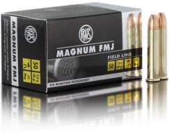 RWS Magnum FMJ .22 MAG pro Pack=50 Stück
