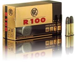 RWS  R 100 .22lfb pro Pack=50 Stück