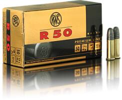 RWS  R 50 .22lfb pro Pack=50 Stück