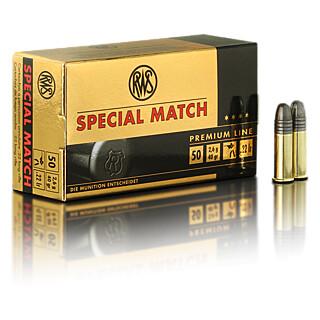 RWS Special Match .22lfb pro Pack=50 Stück