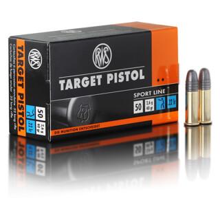 RWS Target Pistol  .22lfb pro Pack=50 Stück