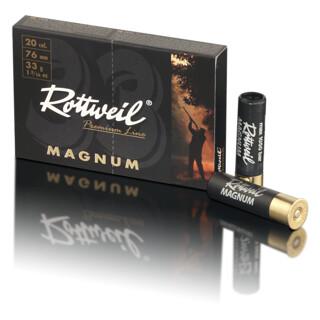 Rottweil Magnum 20/76 (2,7 - 3,7mm)