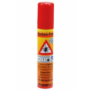 HAGOPUR ZECKEN-FREY Pumpspray / Effektiver Zeckenschutz 25ml