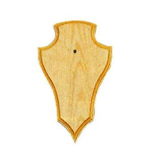 Gehörnbretter für Rehwild, 22x13 cm