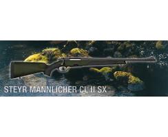 STEYR MANNLICHER CL II SX Halbschaft
