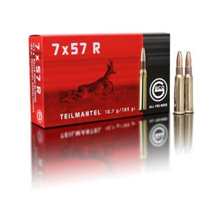 GECO 7 x 57 R TM 10,7 g  pro Pack=20 Stück