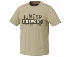 T-Shirt Hunter grün M