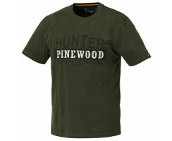 T-Shirt Hunter grün L