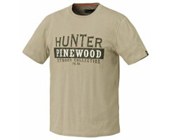 T-Shirt Hunter sand XL