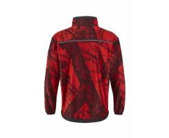 MOSSY-RED Softshell-Jacke für Herren Gr. S (4)