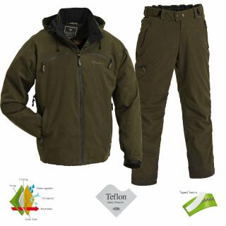 Grouse Lite Jagd Set XL Jacke XL und Hose 54