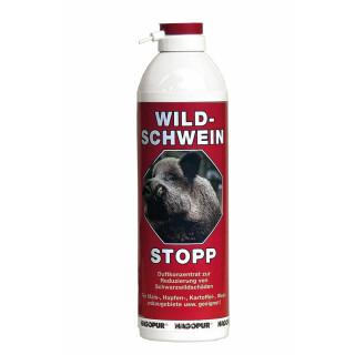 HAGOPUR Wildschwein-Stopp 400 ml rot