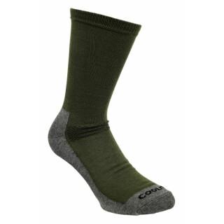Socke Coolmax® - Liner grün 43-45
