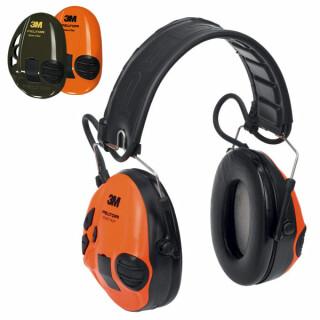 3M TM  Peltor TM SportTac oliv/orange