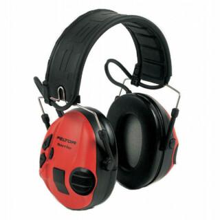 3M TM  Peltor TM SportTac schwarz/rot