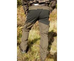 SHOOTERKING Jagdhose mit elastischem Cordura für Herren 2-farbig Gr. 3XL(58)