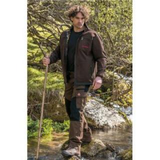 SHOOTERKING Jagdhose mit elastischem Cordura für Herren 2-farbig Gr. 4XL(60)