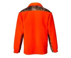 Deerhunter Faserpelzjacke Signal orange  Gr. XL